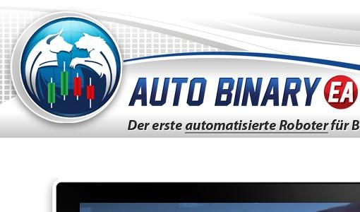 Auto Binary EA - Betrug oder nicht