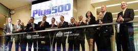 Plus500 an Börse notiert