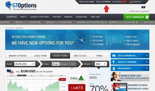 GTOptions Account Live-Trading-Tag1-Bild1