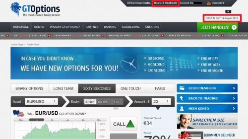 GTOptions Account Live-Trading-Tag2-Bild1