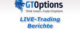 GTOptions Live-Trading Tag 1