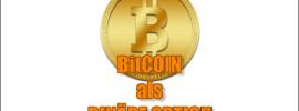 BitCoin als binäre Option handeln