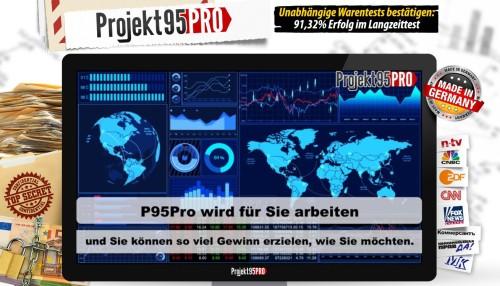 Projekt95Pro Seite mit weiteren Infos