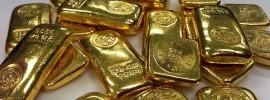 Entwicklung Goldkurs - ständiges Auf und Ab