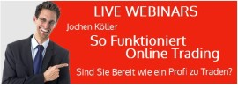 Webinar beim Binary Broker BDSwiss