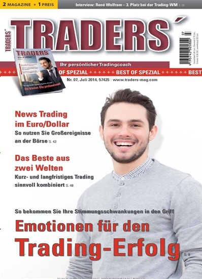 Traders - Magazin zum Thema Trading