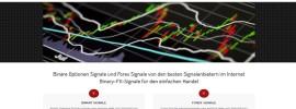 Infos Binary und Forex Signale