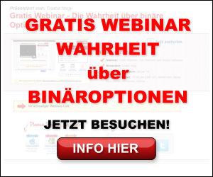 Gratis Webinar über binäre Optionen