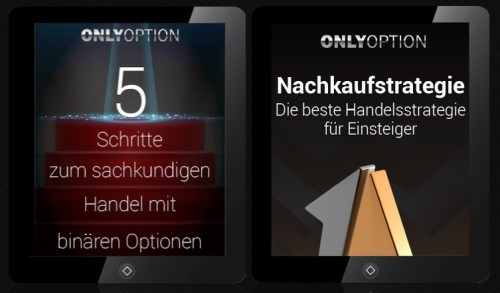 OnlyOption Ebooks 1 + 2
