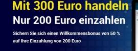 100 Euro Geschenk für binäre Optionen