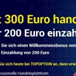 100 Euro Geschenk für binäre Optionen Handel