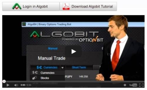 Erklärung Signalsoftware von OptionBit zum Geld verdienen