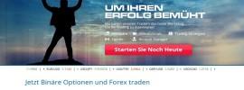 Handel mit binären Optionen und Forex