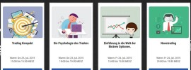 Kostenlose binäre Optionen Webinare bei BDSwiss