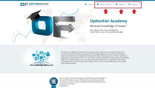 Geld verdienen - OptionFair Academy hilft dabei