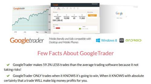 GoogleTrader für den automatischen Handel mit binären Optionen