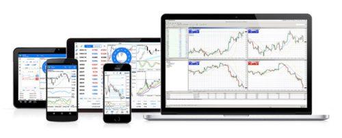 MT4 Plattformen beim Broker BDSwiss für Forex und CFDs