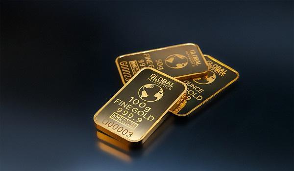 Gold nach Kurseinbruch wieder steigend
