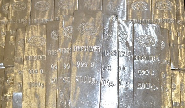 Wird Edelmetall Silber nach Corona-Krise fallen